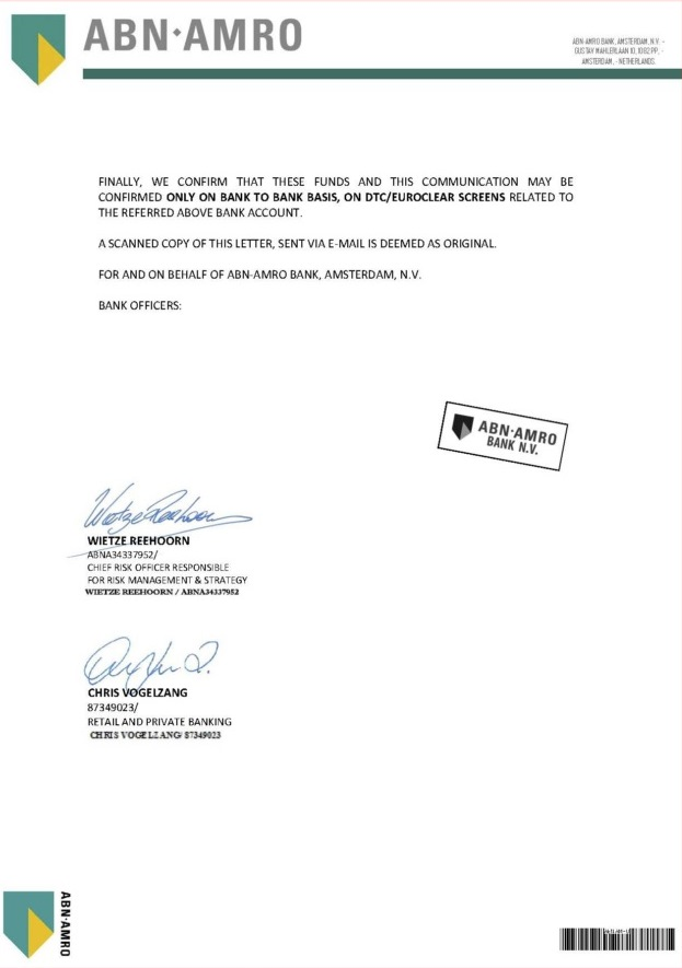 102912 Ownership Confirmation Letter ID 4571 1B Tempo Consulting Ltd.----- 02