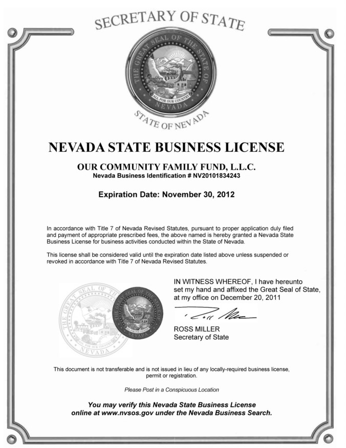 Business License_Certificate of Good Standing.----01