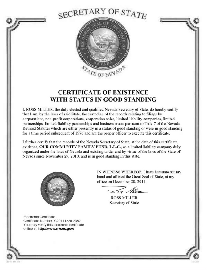 Business License_Certificate of Good Standing.----02