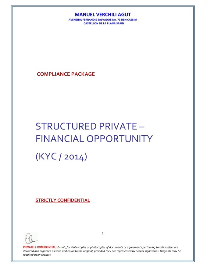 KYC PACKAGE 950M EURO FEB 2014_protected---01